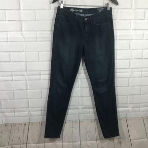 Madewell Skinny Skinny Ankle Jeans 25